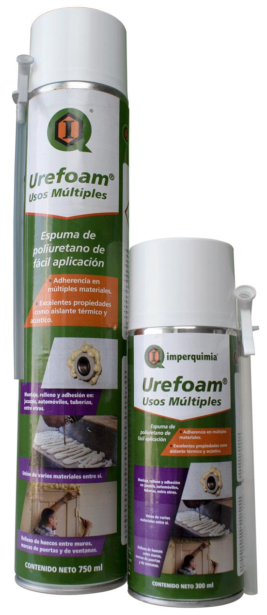 Urefoam-Usos-Multiples